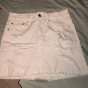 American Eagle Outfitters Skirts - White Hollister skirt